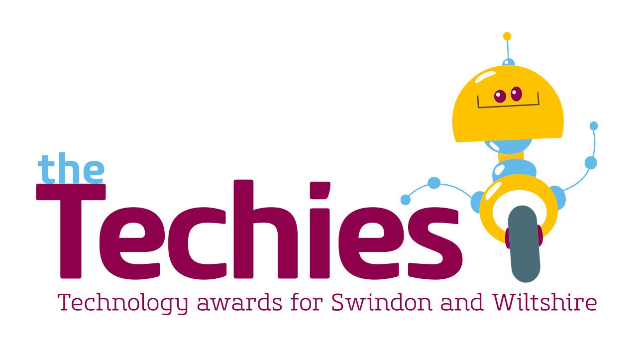 The Techies Technology Awards Logo